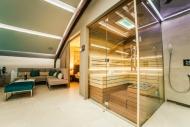 Marconio Wellness Club - Sauna i dnevni boravak