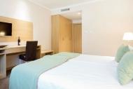 Soba u etno hotelu Vrdnička kula