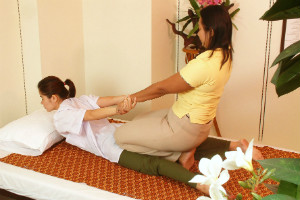 tajlandska masaza