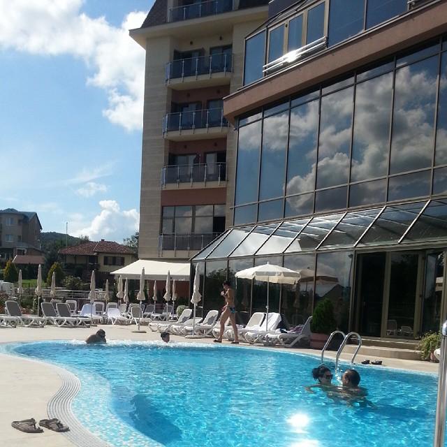 Autor: Jelena Radovanac Hotel Premier Aqua, Banja Vrdnik
