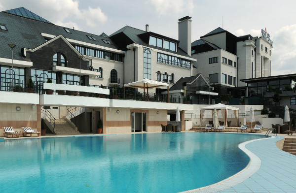 Hotel Villa Breg - Vršac
