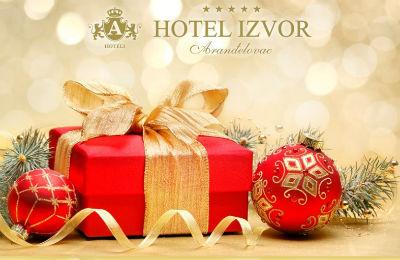 Nova godina u hotelu Izvor – Aranđelovac