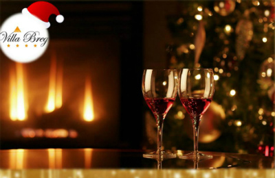 Novogodišnje veče u hotelu Villa Breg