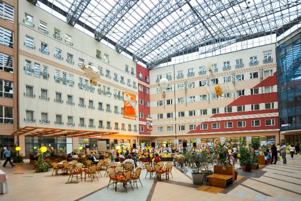 Doček Nove godine u hotelu Galleria
