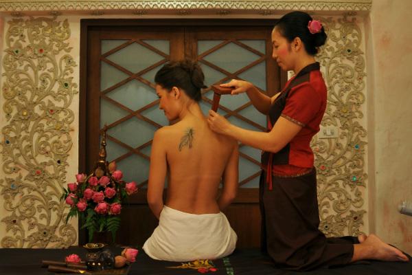 Februarska masaža za dvoje