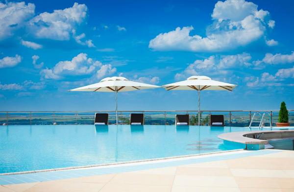 Leto u hotelu Villa Breg