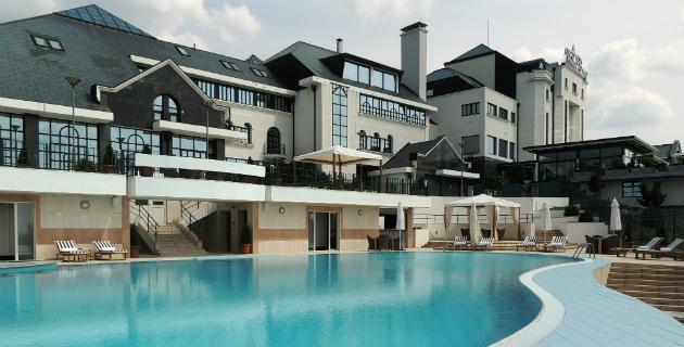 Hotel Villa Breg, Vršac