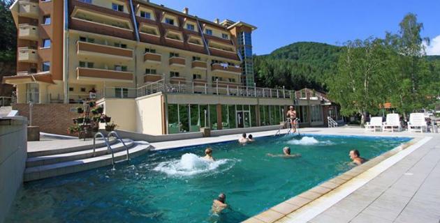 Hotel Jelak, Lukovska banja