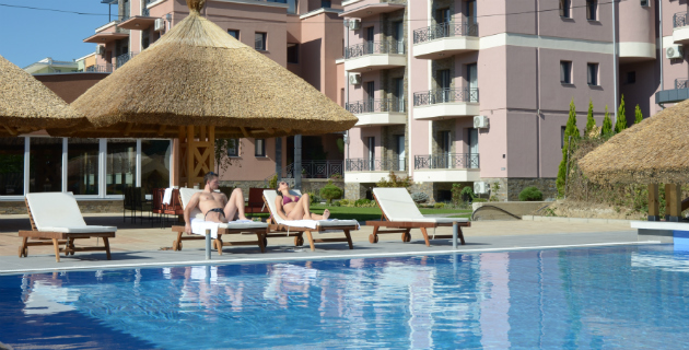 Hotel Solaris, Vrnjačka banja