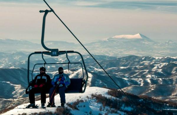 Skijanje i SPA