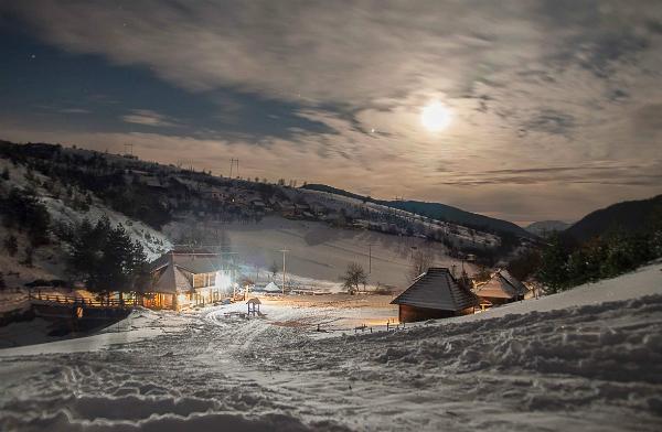 Zimska čarolija u Palisadu