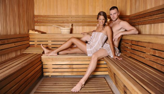 Sauna u Kraljevim čardacima