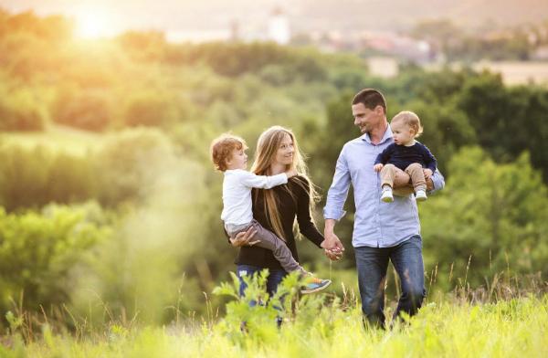 Porodični odmor na Oplencu