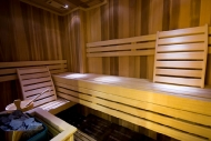 Sauna - Hotel Prezident