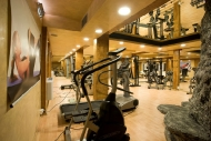 Fitnes sala - Hotel Prezident