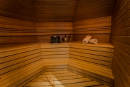 Marconio wellness club / Apartman 3 - Sauna