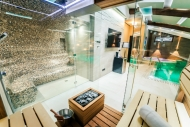 Marconio Wellness Club - Sauna i parno kupatilo