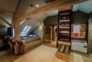 Marconio Wellness Club - Đakuzi, sauna i parno kupatilo