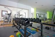 Fitnes sala - Palisad