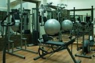 Fitnes sala - Premier Prezident