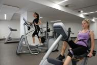 Fitnes sala