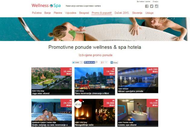 Redizajn Wellness-Spa