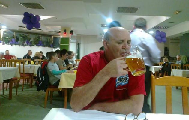 Prolom pivo u hotelu Radan, Prolom banja