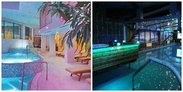 Hotel Mona i Klub Satelit, Zlatibor