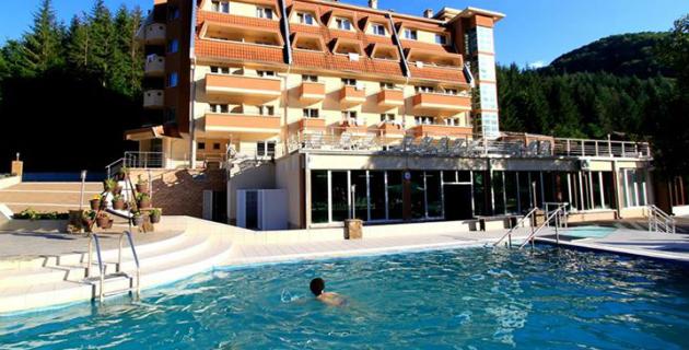 Hotel Jelak Lukovska banja