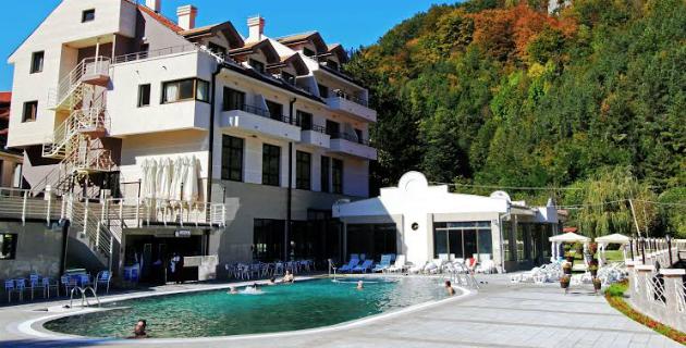 Hotel Kopaonik, Lukovska banja