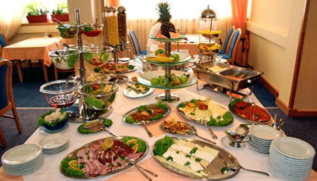Hrana u hotelu Prezident Palić