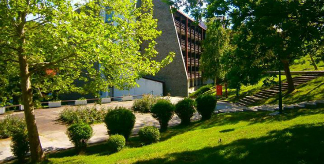 Hotel Radan, Prolom banja