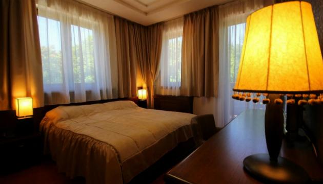 Soba u Garni hotelu Palić Resort