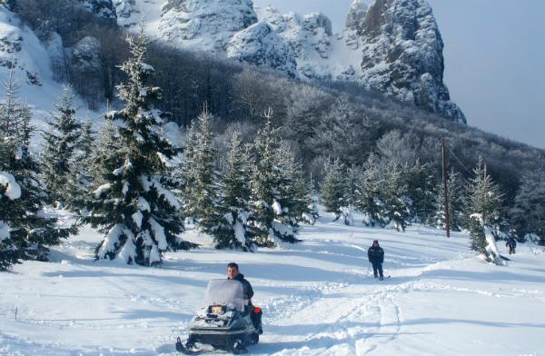 Ski opening na Staroj planini