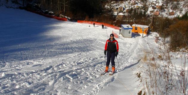 Lukovska banja ski staza