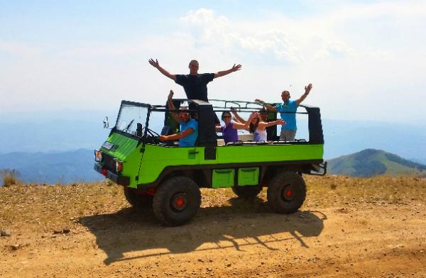 Safari na Kopaoniku
