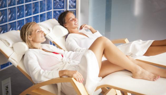 Relax zona u hotelu Premier Aqua