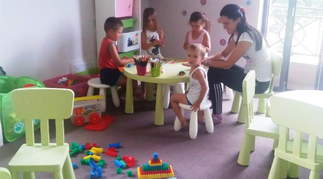 Solaris, Vrnjačka banja, igraonica za decu