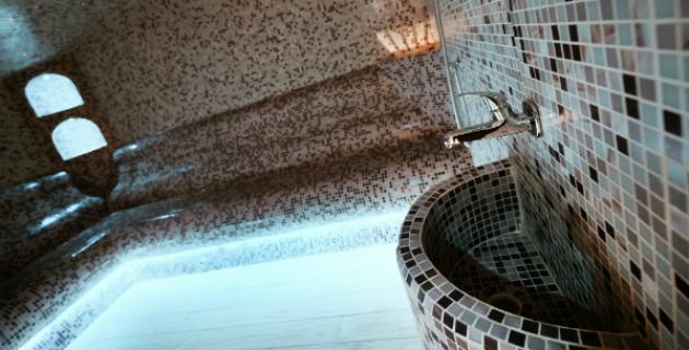 Parno kupatilo - Vrdnička kula