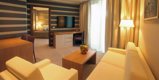Apartman u hotelu Premier Aqua