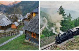Drvengrad i Šarganska osmica