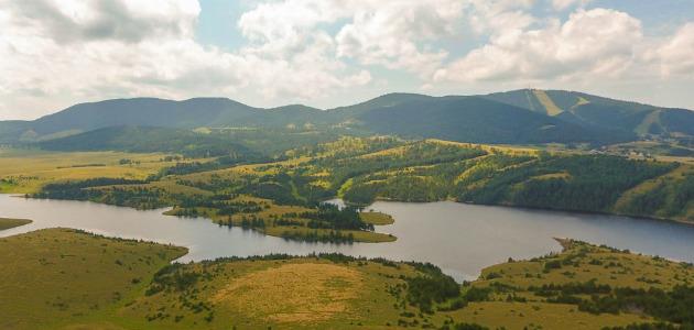 Ribničko jezero, Zlatibor