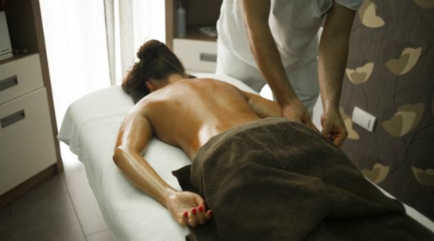 Masaža u hotelu Premier Aqua