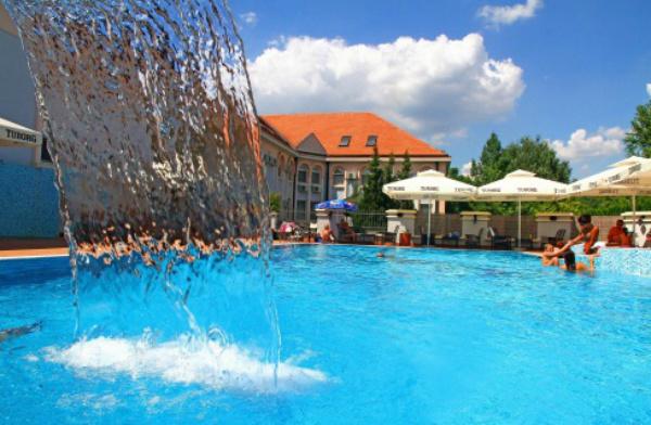 Leto u hotelu Prezident Palić