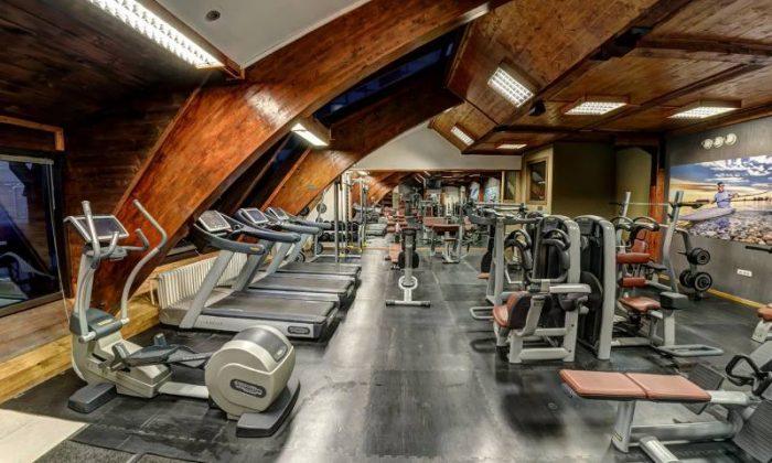 Grand - Fitnes sala