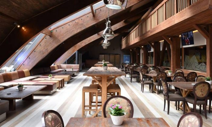 Grand - Restoran 3