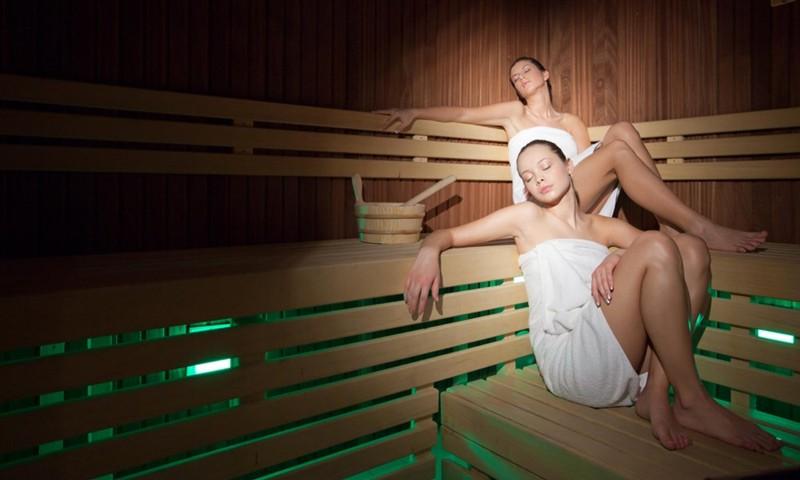 Grand - Sauna