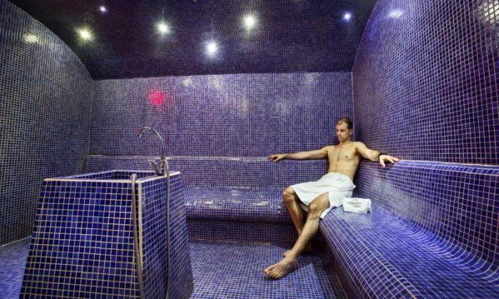 Hotel Stara planina - Parno kupatilo