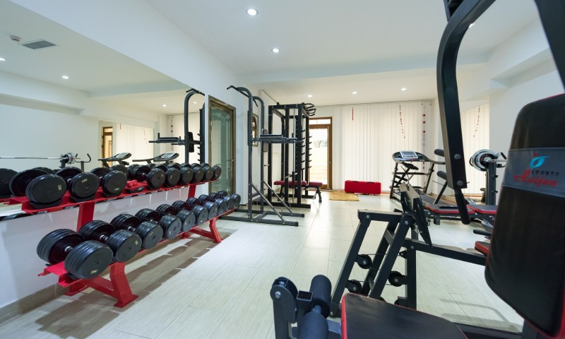 Iris - Fitnes sala
