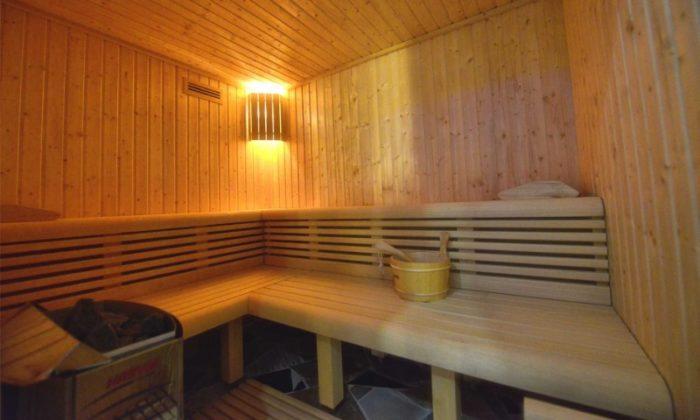 Iris - Sauna